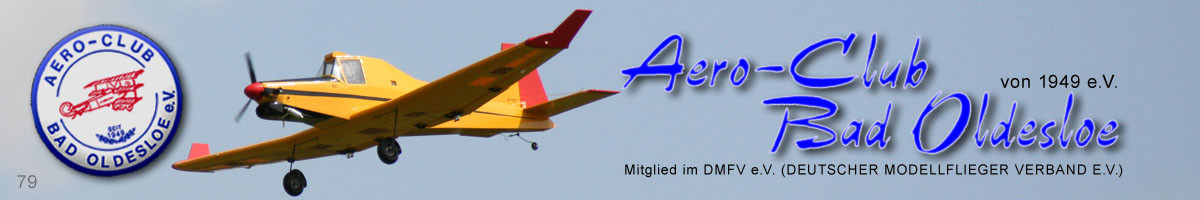 Homepage des Aero-Club Bad Oldesloe v. 1949 e.V.